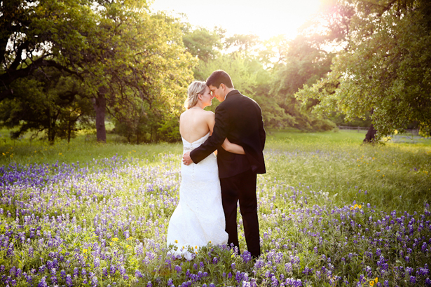 A Texas Springtime Wedding