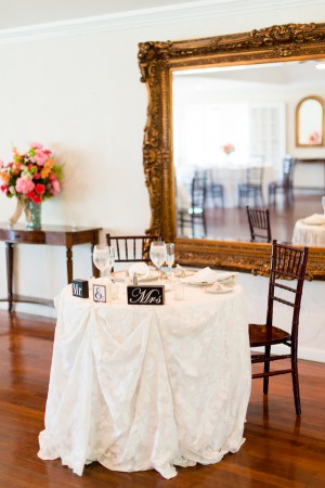 Sweet Heart Table   - Kirsten Smith Photography