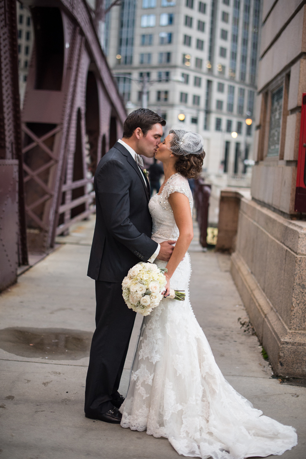 Urban Meets Rustic Wedding - Ben Elsass Photography