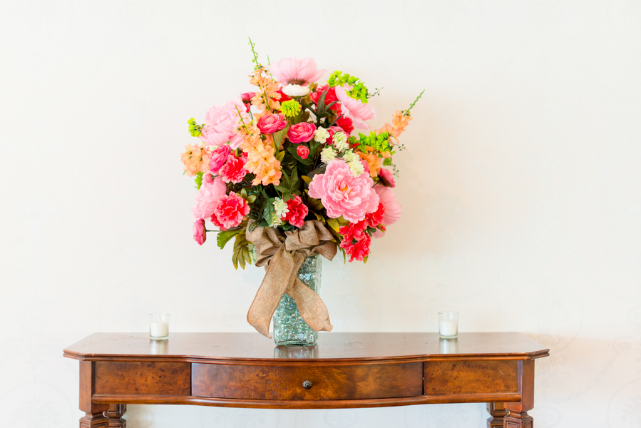 Wedding Centerpiece   - Kirsten Smith Photography