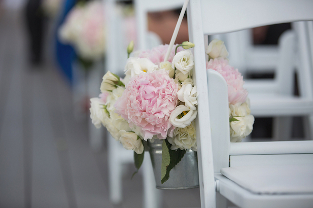 Wedding Ceremony Decor - Nicole Lopez Photography