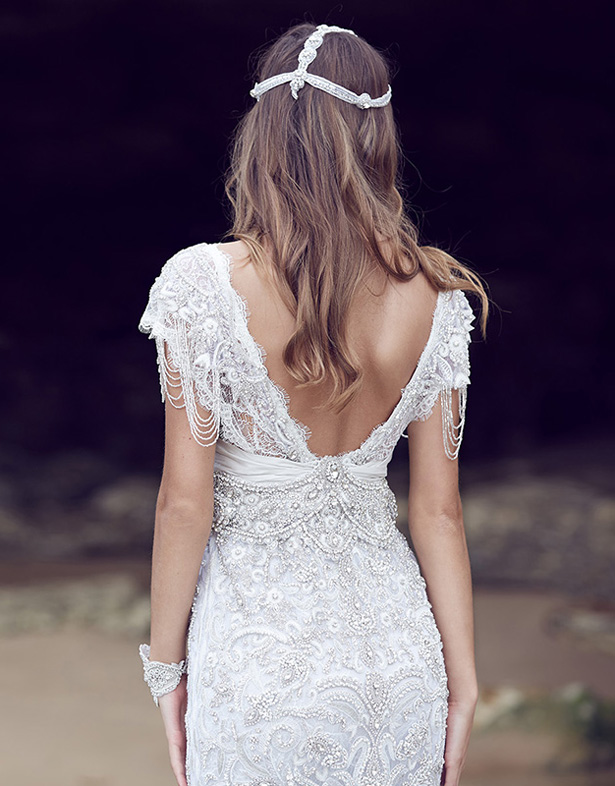 Wedding dress by anna campbell spirits collection belle for Where to buy anna campbell wedding dresses