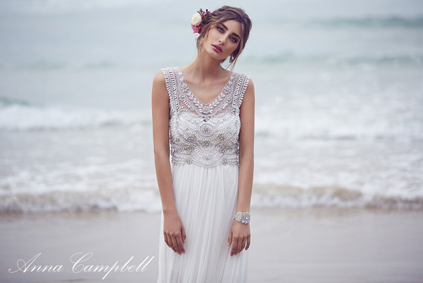 Anna campbell 2015 spirits collection belle the magazine for Anna campbell wedding dress for sale
