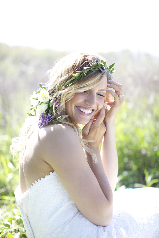 Bridal Inspiration: Love is Blooming