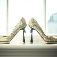 Wedding Shoes - Blueflash Photography