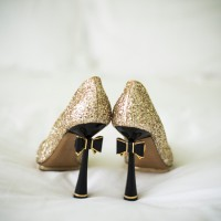 Gorgeous Wedding Shoes - Blueflash Photography