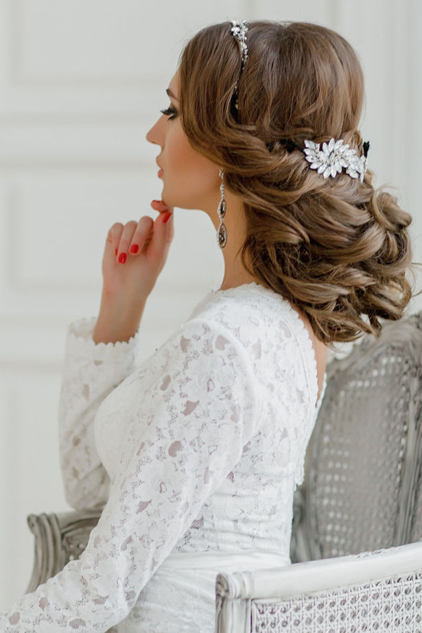 Top 20 Fabulous Updo Wedding Hairstyles: Fabulous Wedding Hairstyles: Bridal Updos