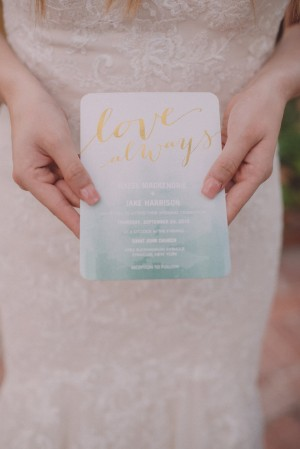 Shutterfly Wedding Invitation - Cristina Navarro Photography, Fiori The Flower Studio #BTMVendor
