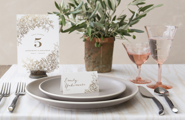 Dayoff Wedding Paper Goods by Minted + $500 GiveawayDayoff