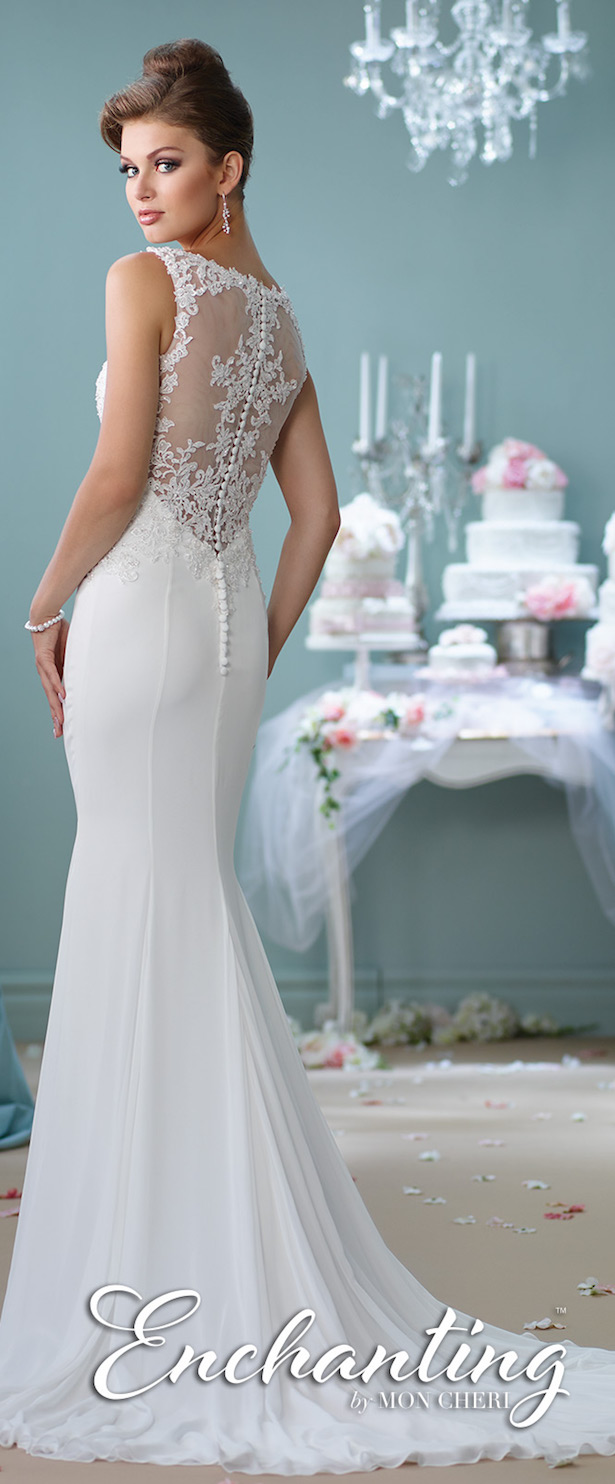 Enchanting by Mon Cheri Spring 2016 - Destination Wedding Dress