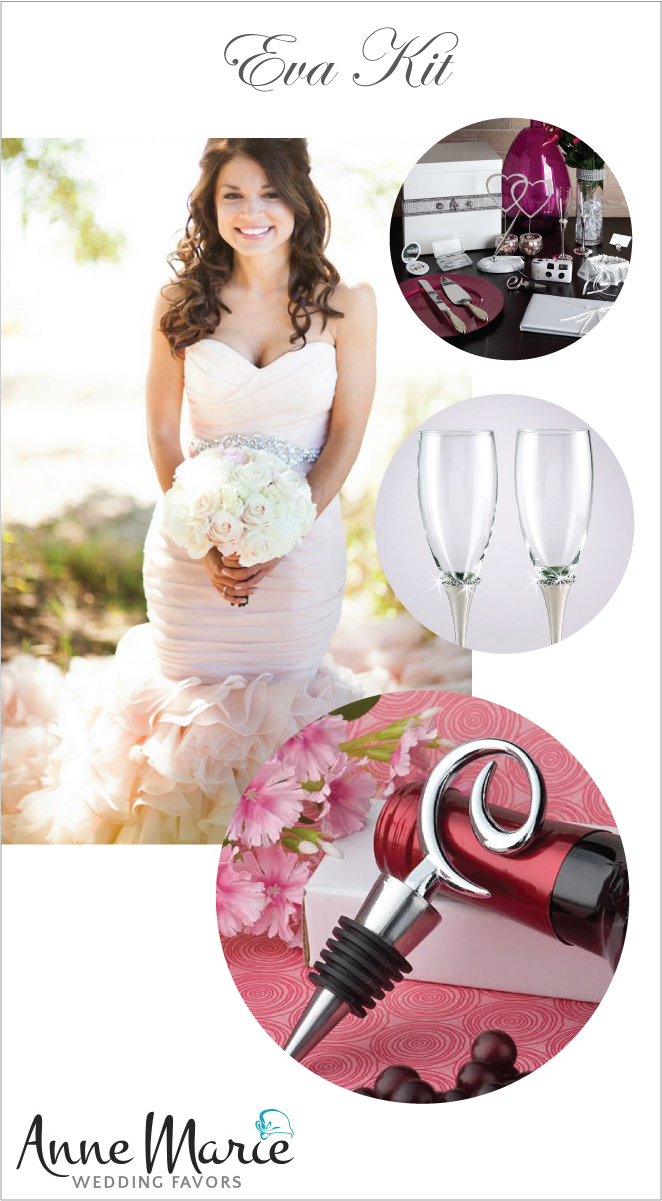 Wedding Kit by AnneMarie Wedding Favors #BTMVendor