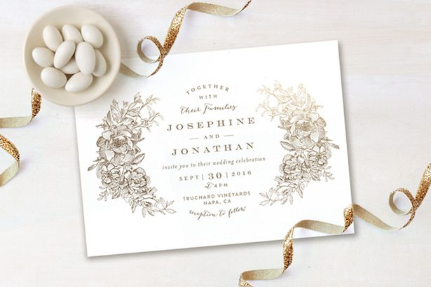 Wedding Invites by Minted
