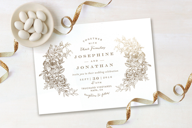 Wedding Invites by Minted + $500 Giveaway