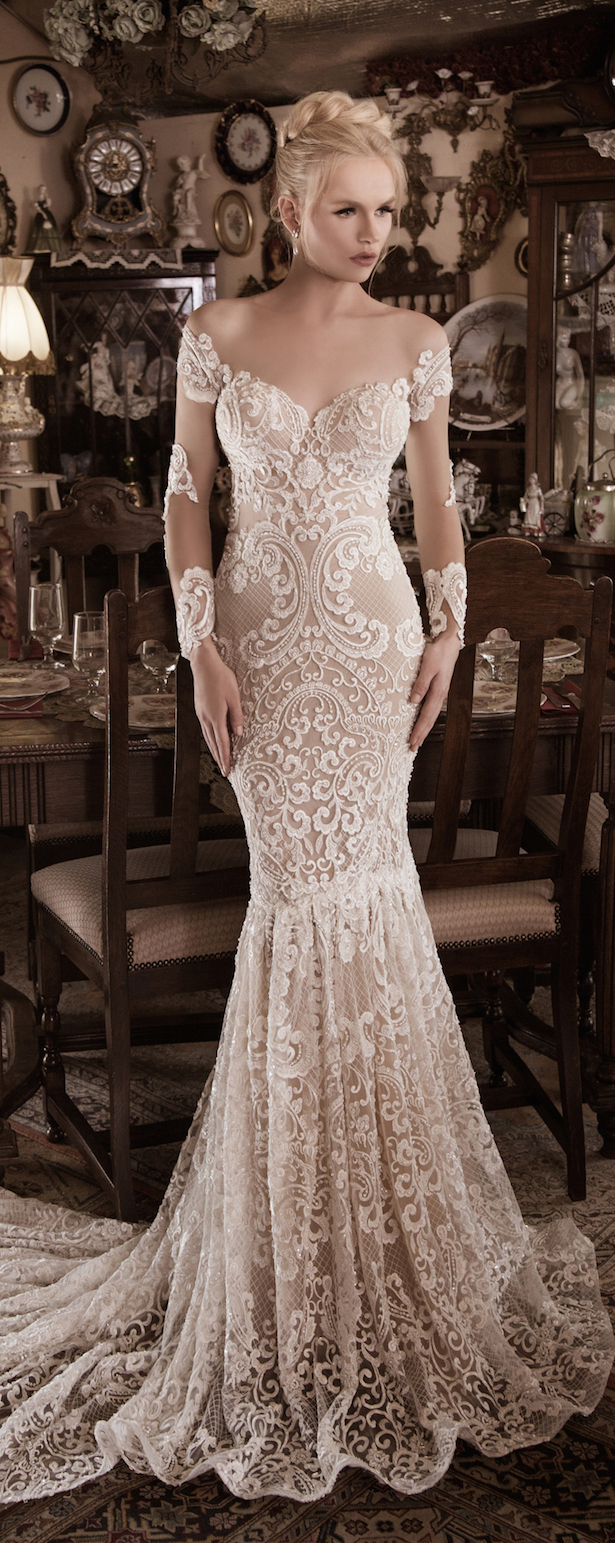Wedding Dresses   Us : Naama anat fall winter bridal collection belle