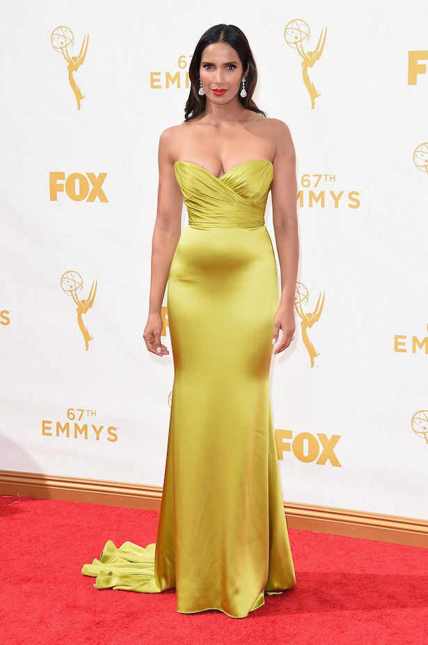 Wedding Dresses Inspired by The Emmy's - Padma Lakshmi