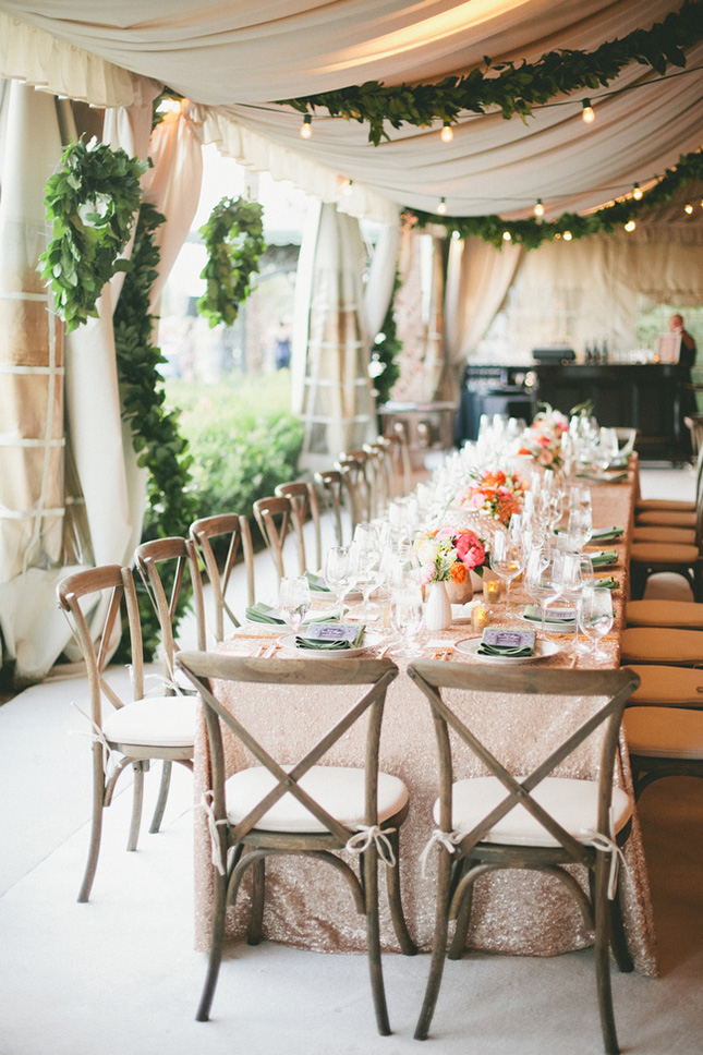 wedding ideas pinterest 2015 wedding ideas reception tables the magazine 28288