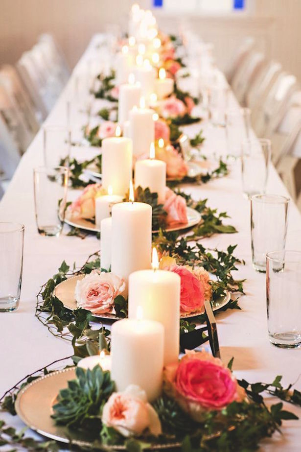 Wedding Receptions Tables.Wedding Ideas Long Reception Tables Belle The Magazine