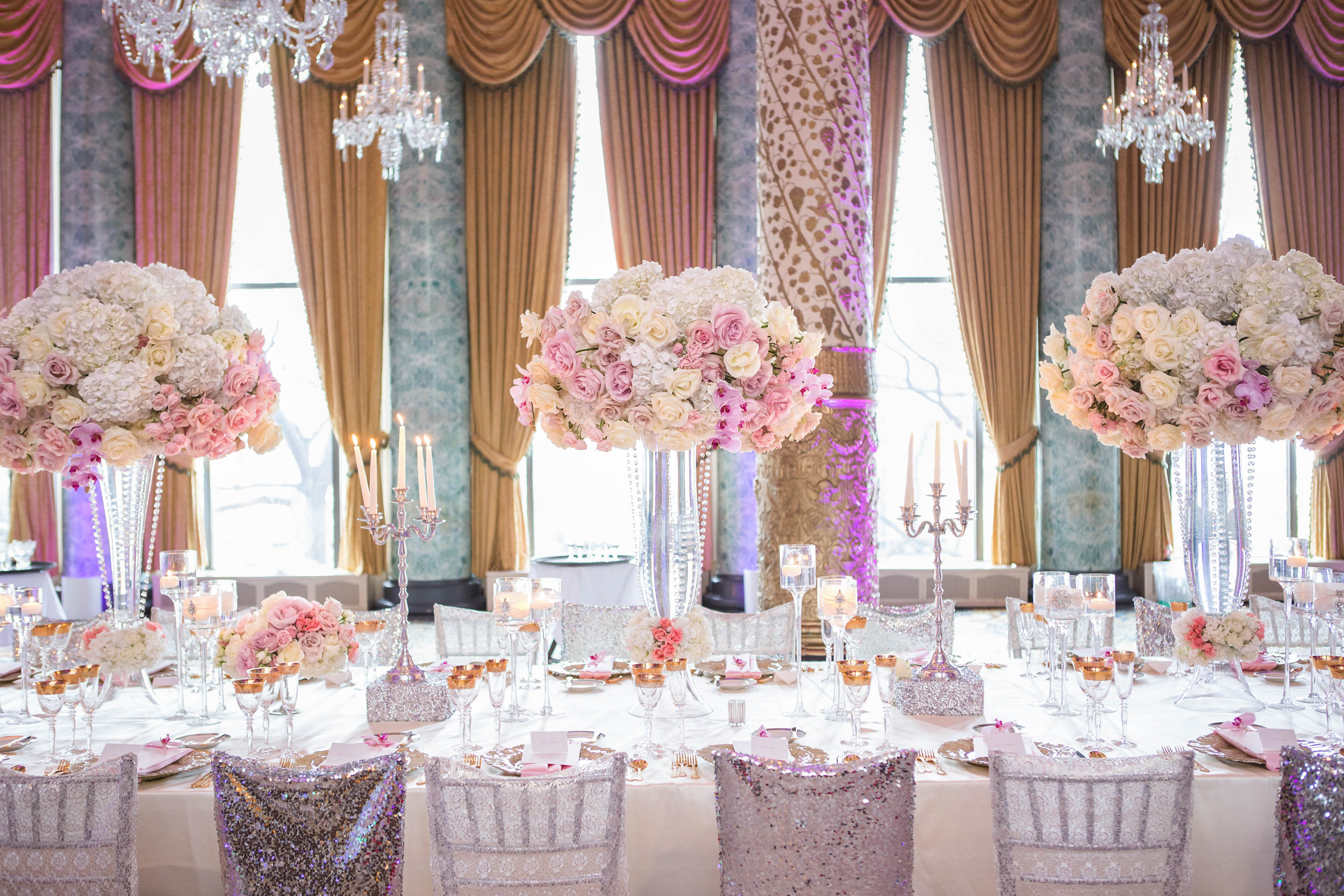 Wedding Ideas Long Tables