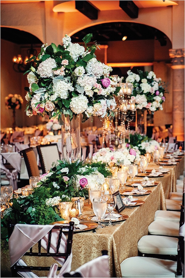 Wedding Ideas : Long Wedding Tables