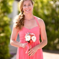 Bridesmaid - Stephanie Rose Events and Heather Elise Photography