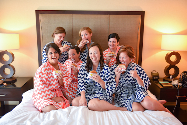 Bridesmaid's Robes - Stephanie Rose Events and Heather Elise Photography