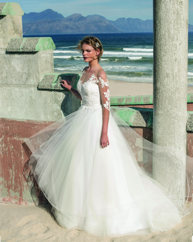 Elbeth Gillis 2016 Opulence Bridal Collection