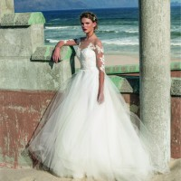 Elbeth Gillis 2016 Wedding Dress