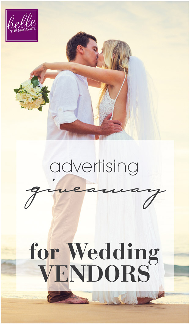 6 Days of Giveaways – Day 4: Something for Wedding Vendors