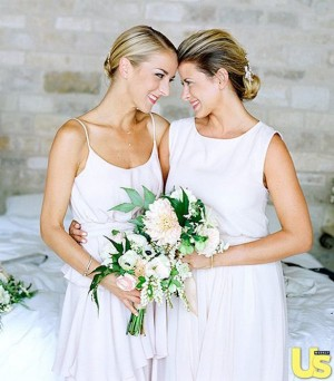 Lauren Conrad's Bridesmaids