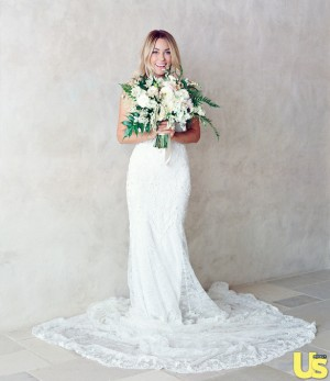 Lauren Conrrad's Wedding Dress