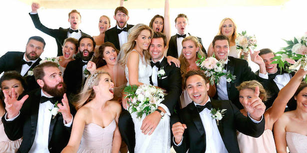 Lauren Conrad's Wedding