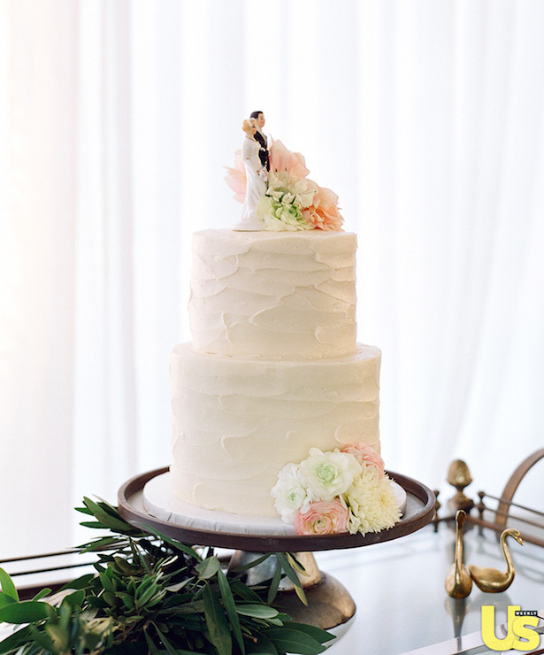 Lauren Conrad's Wedding Cake