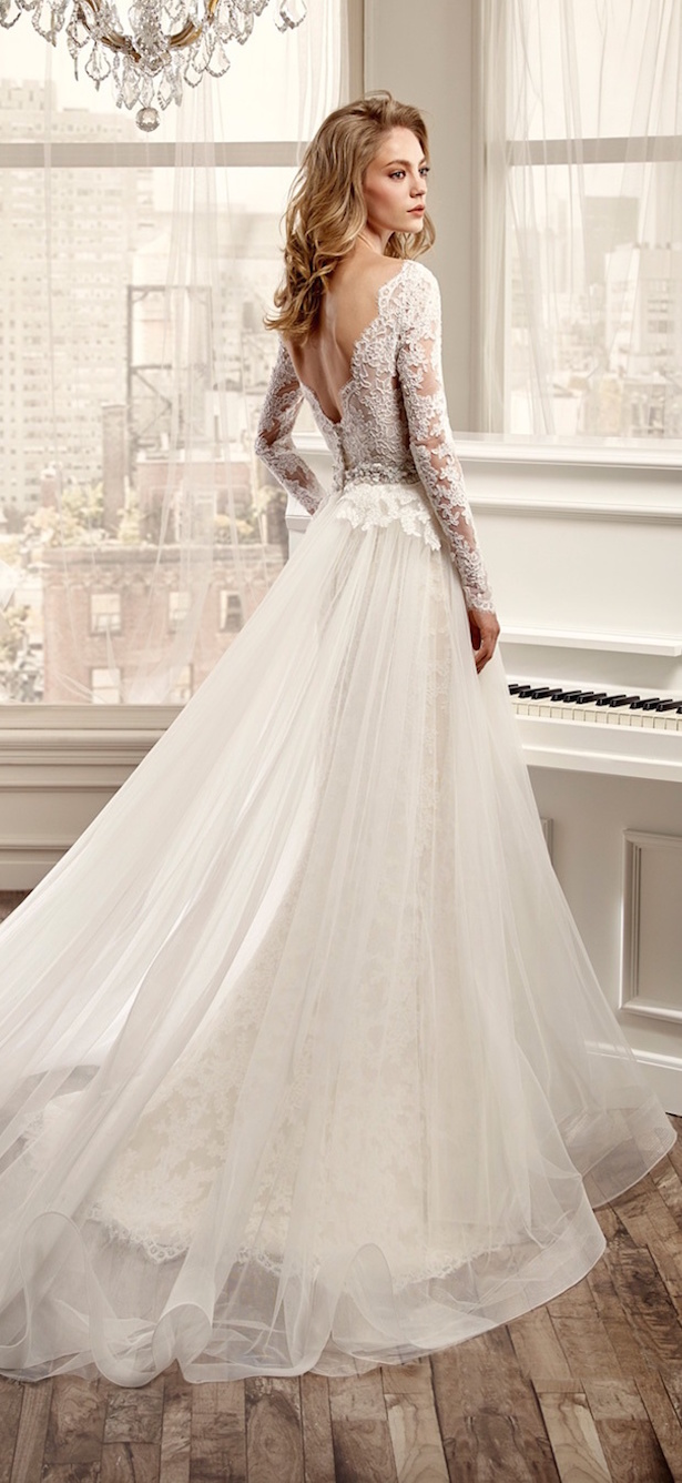 Nicole Spose 2016 Bridal Collection – Part 1