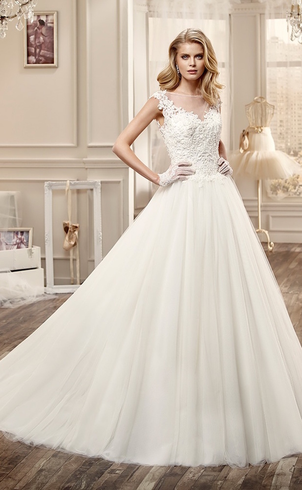 Nicole Spose 2016 Wedding Dress