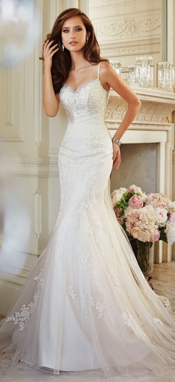 Sophia Tolli Fall 2014 Bridal Collection