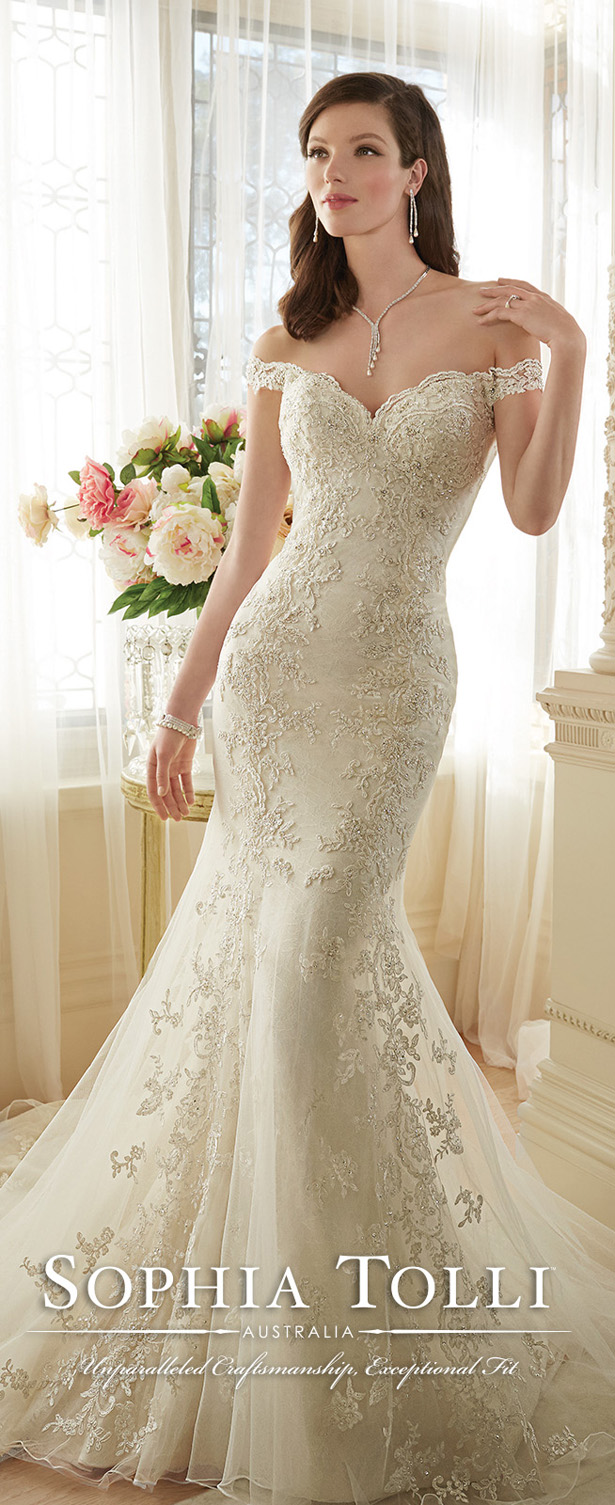 sophia tolli bridal collection for spring 2016 fashioncraze