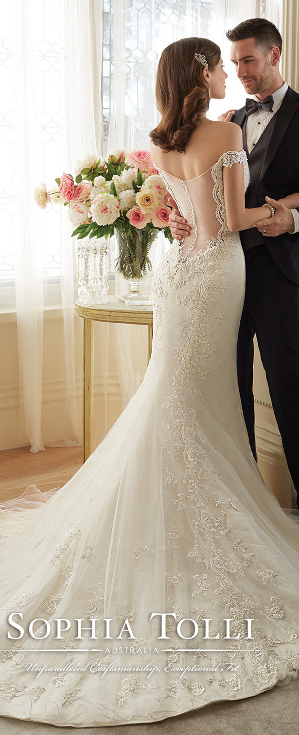 Low Cost Wedding Dresses Nyc : Sophia tolli spring belle the magazine