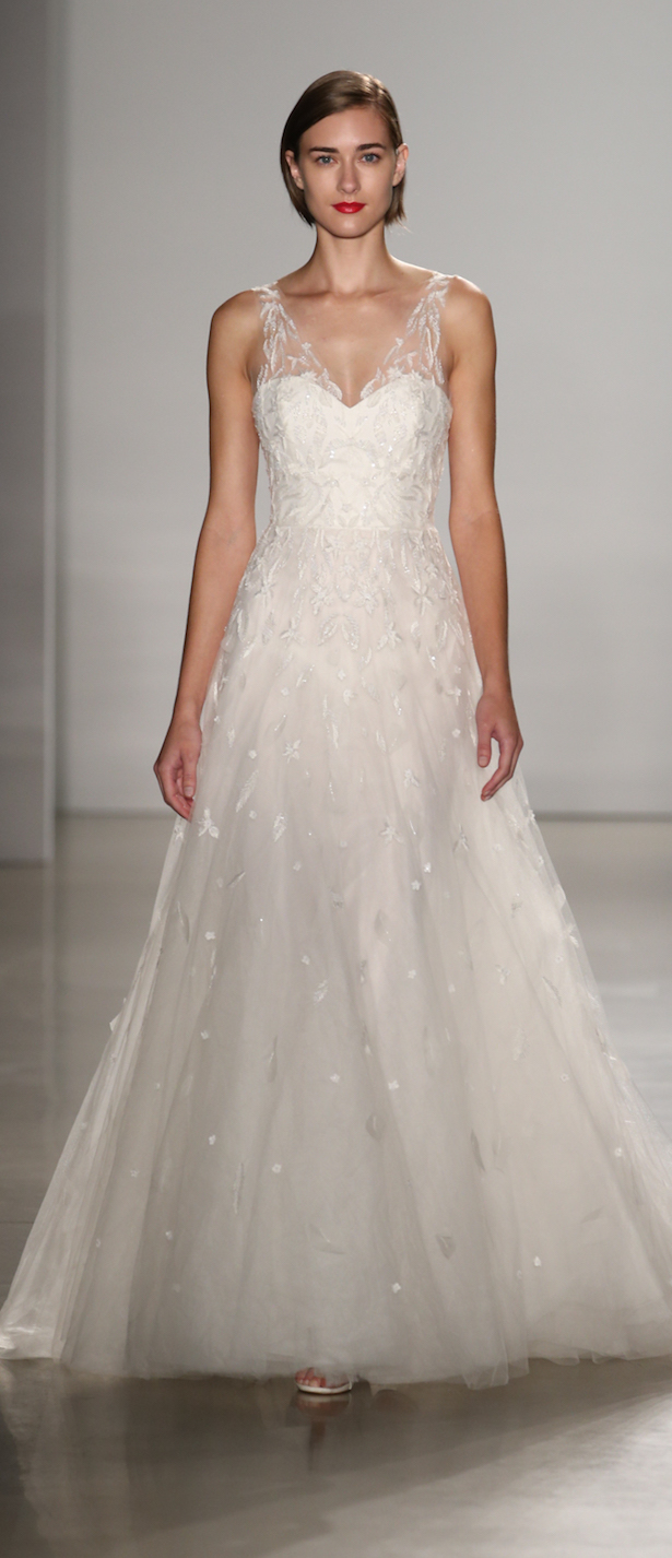 New york bridal week amsale fall 2016 belle the magazine amsale fall 2016 wedding dress junglespirit Choice Image