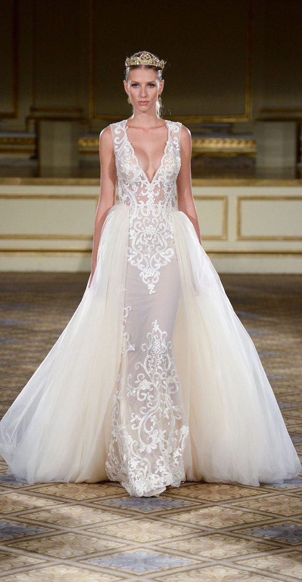 New York Bridal Week: Berta 2016