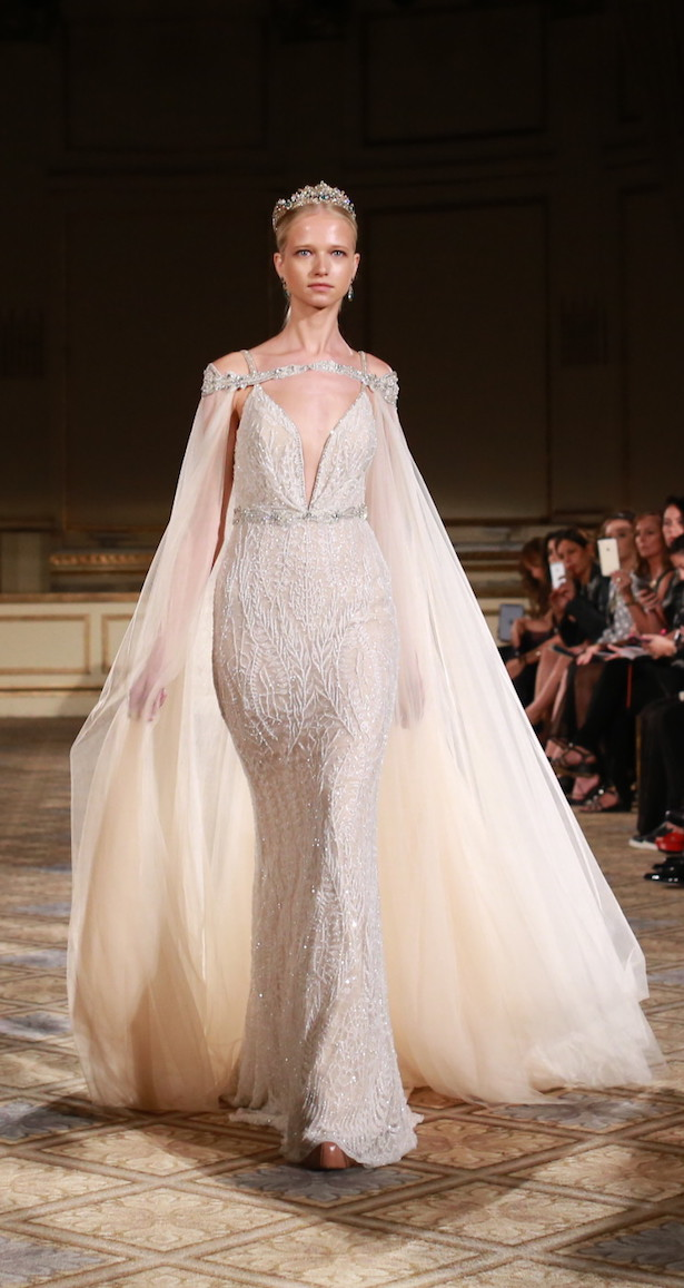 New York Bridal Week: Berta 2016 - Belle The Magazine