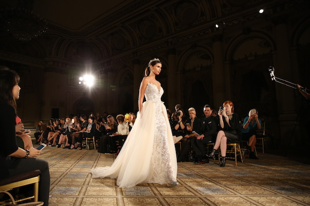 New York Bridal Week: Berta Bridal 2016