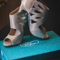Blue by Betsy Johnson Wedding Shoes - Michael Anthony Photography