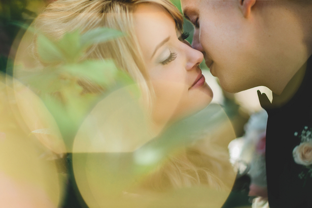 Timeless Wedding - Wedding first look -Michael Anthony Photography