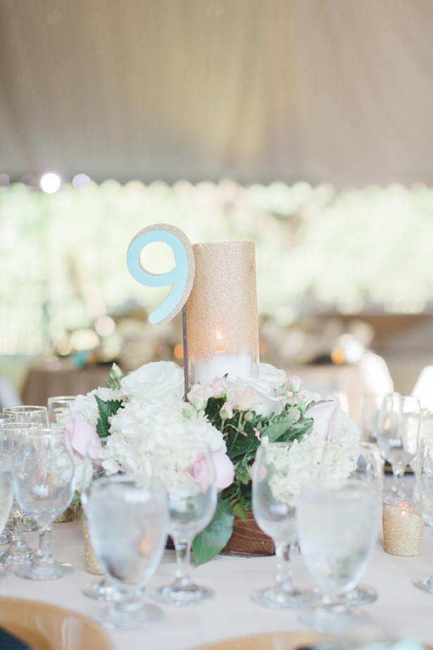 Wedding Centerpieces - Michael Anthony Photography