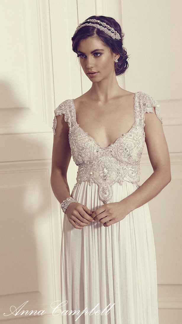 Anna Campbell Gossamer 2016 Bridal Collection