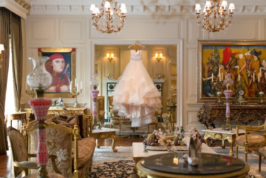 Classic luxury houston wedding belle the magazine - Home decor store houston photos ...