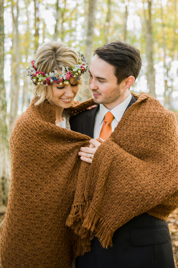 Fall Wedding Inspiration - Rachel Peters Photography