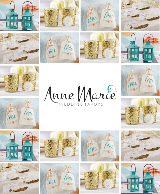 Winner of the AnneMarie Wedding Favors Giveaway!