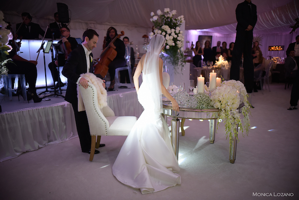 Glamorous Wedding - Occasio Productions #BTMVendor and Monica Lozano Photography