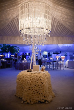 Glamorous Wedding by Occasio Productions #BTMVendor and Monica Lozano Photography